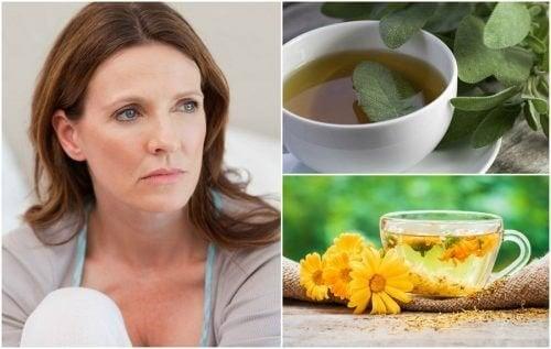 5 remèdes naturels pour réduire les bouffées de chaleur pendant la ménopause