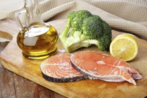 Aliments contenant des acides gras omégas 3