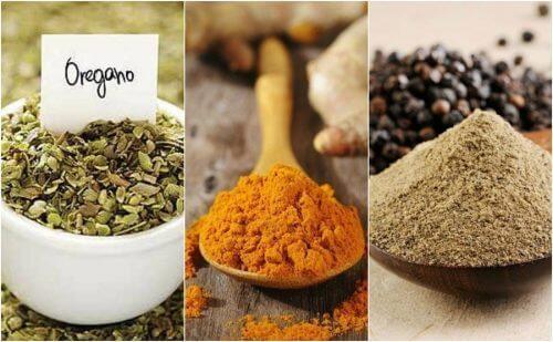 8 épices que vous pouvez utiliser pour remplacer le sel