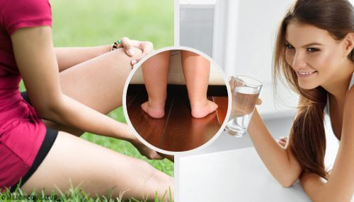 5 signes qui indiquent que vous faites de la rétention d'eau