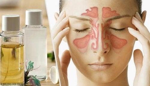nettoyage sinus eau salée