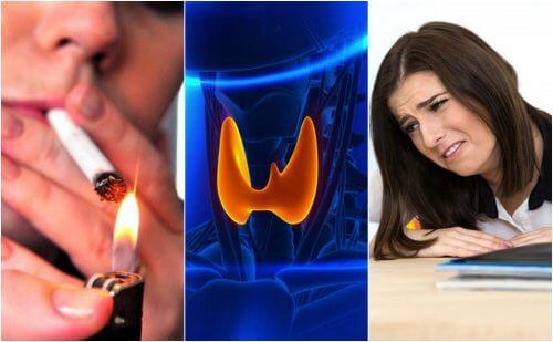 7 mauvaises habitudes pouvant affecter la santé de votre thyroïde