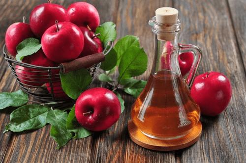 vinaigre de pomme pour prévenir les varicosités