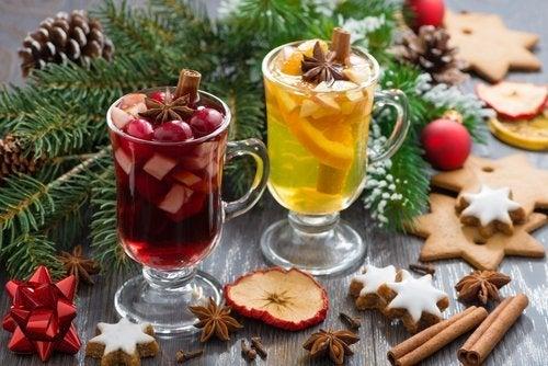 3 boissons alternatives et saines pour profiter de Noël