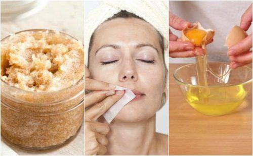 4 produits naturels qui peuvent vous aider à vous débarrasser de vos poils