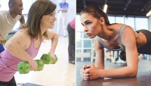 5 exercices pour la poitrine