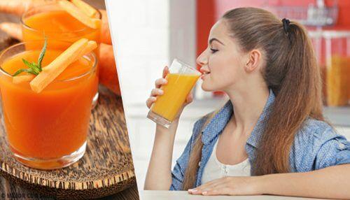 5 smoothies à la carotte faciles à faire pour détoxifier votre organisme