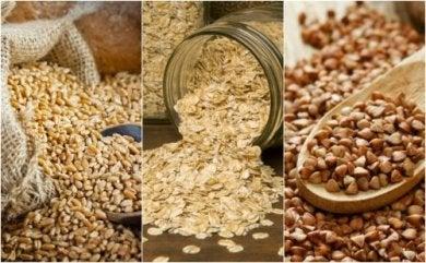 6 céréales intégrales.