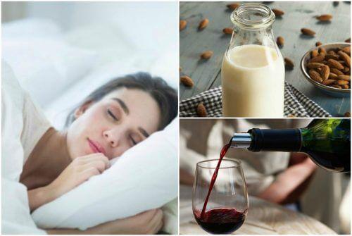 7 boissons naturelles pour lutter contre les problèmes de sommeil