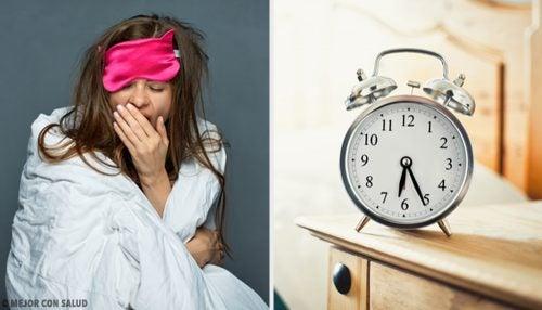 7 erreurs qui rendent votre réveil difficile