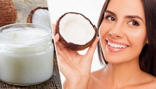 Découvrez le dentifrice à base d'huile de coco