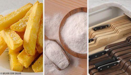 8 astuces de cuisine qui vous sortiront du pétrin