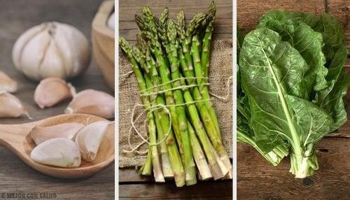 8 légumes qui provoquent des allergies