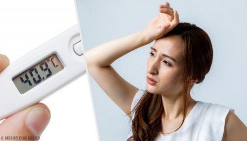 A quel moment une température corporelle élevée est-elle considérée comme dangereuse ?
