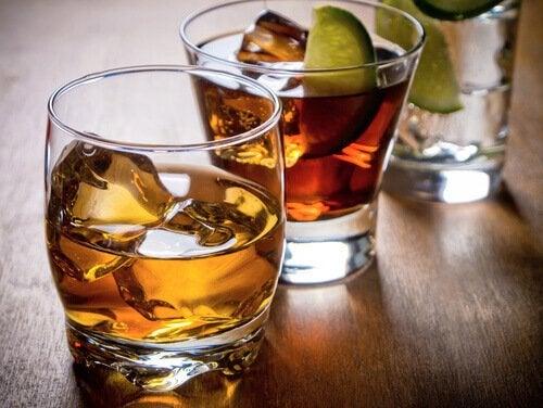 alcool et foie