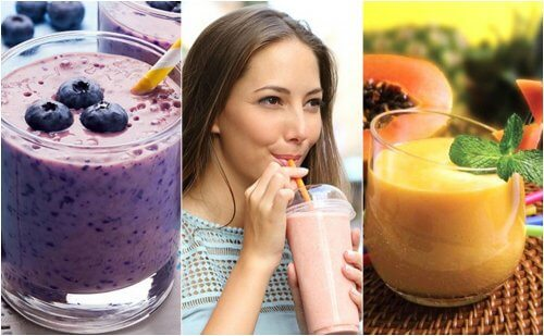 5 smoothies sains pour le petit-déjeuner