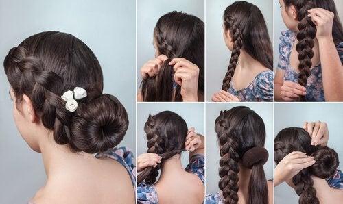 5 coiffures faciles qui vont vous rendre belle