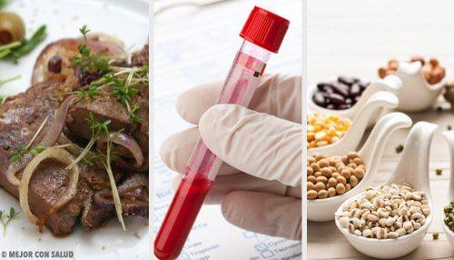5 aliments pour avoir un sang de meilleure qualité