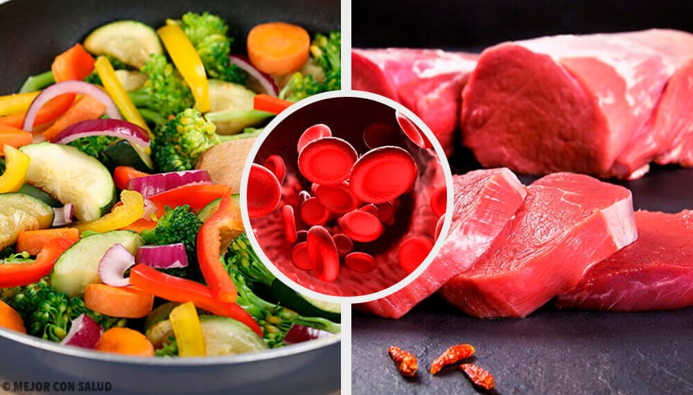 Les aliments que vous devez consommer pour avoir des niveaux d'hémoglobine normaux