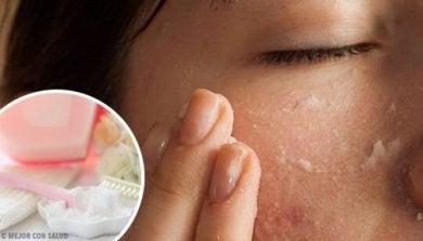 masques au bicarbonate de soude