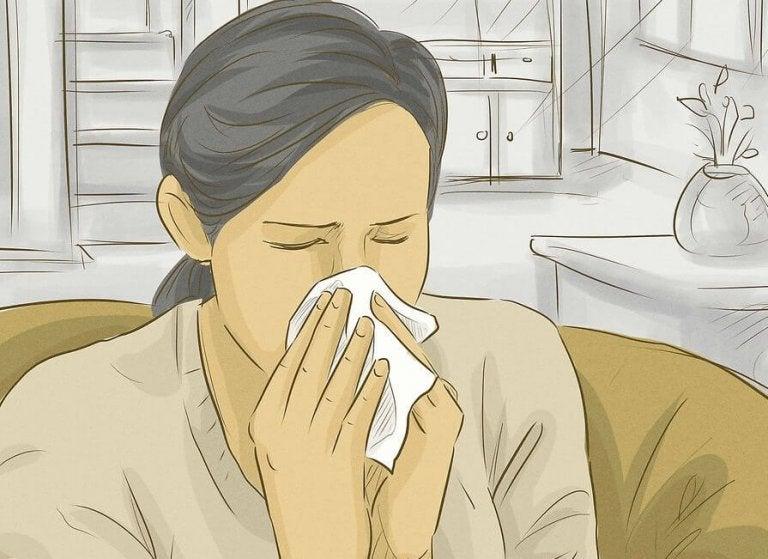 Les remèdes naturels contre les allergies de saison