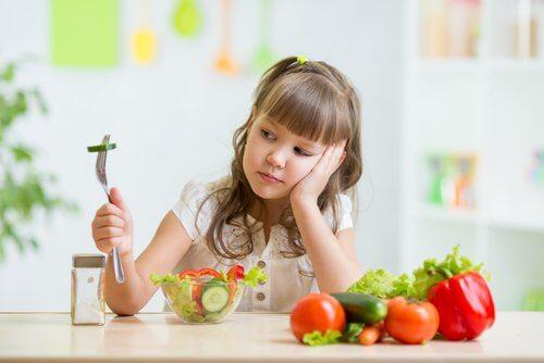 Les causes et comment peut-on prévenir une alimentation sélective.