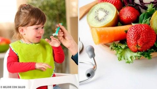 Qu'est-ce que le syndrome de l'alimentation sélective ?