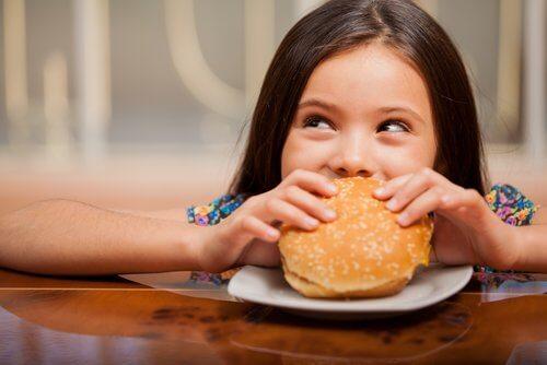 Le syndrome d'une alimentation sélective est un problème psychologique.