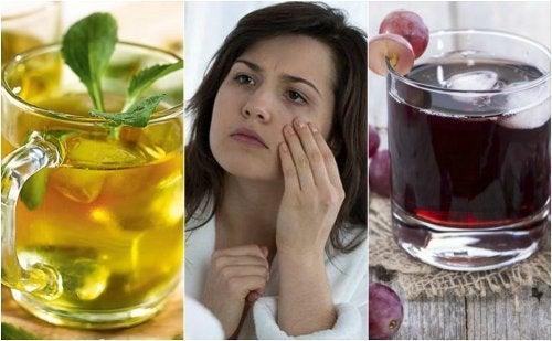 5 boissons saines pour traiter l'anémie