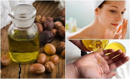 6 avantages de l'huile d'argan sur votre peau