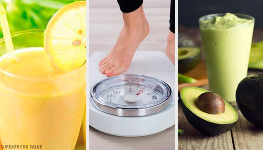 5 recettes simples de boissons recommandées pour perdre du poids
