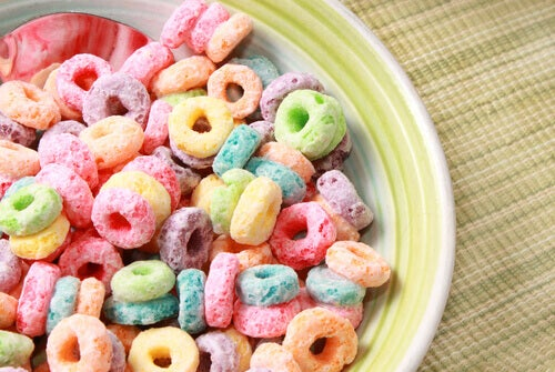 les pires aliments à consommer : les céréales sucrées