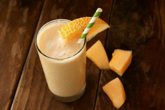 smoothie carotte melon
