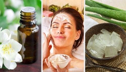Comment traiter le dessèchement de la peau naturellement