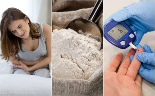 6 conséquences d'une consommation des farines raffinées
