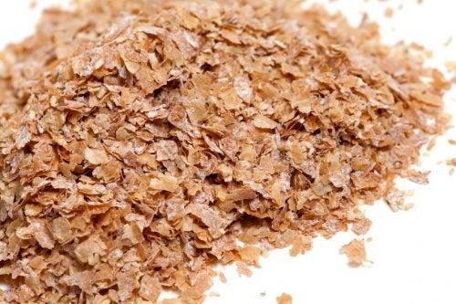 Le son de blé contre la constipation aiguë