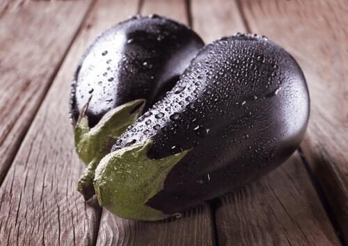 bienfaits de l aubergine : pour traiter les brûlures