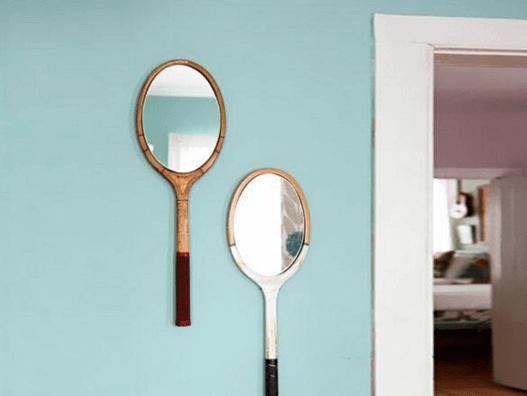 décorez votre maison avec des miroirs