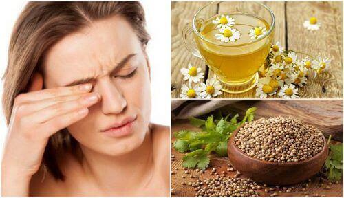 Réduisez les démangeaisons oculaires avec ces 5 remèdes naturels