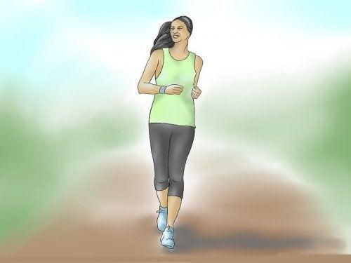 Une promenade quotidienne pour améliorer sa forme physique