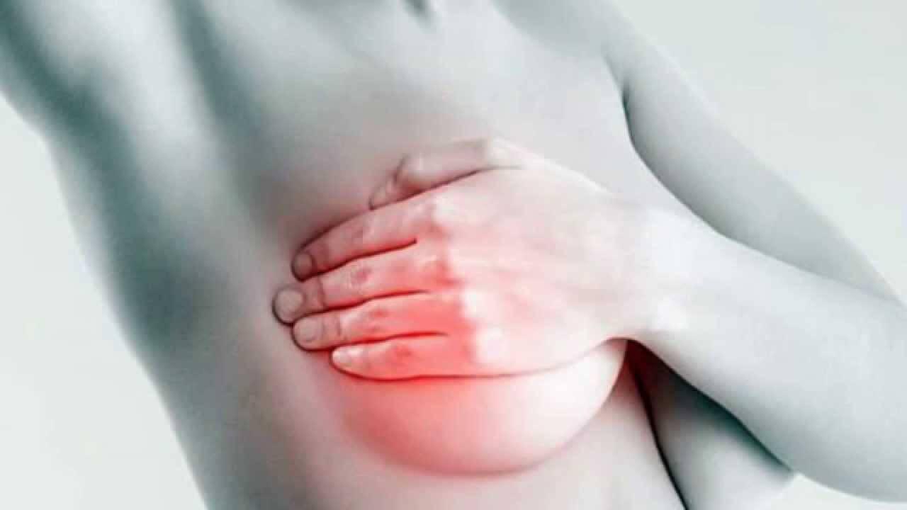 parler à son gynécologue de la douleur dans les glandes mammaires