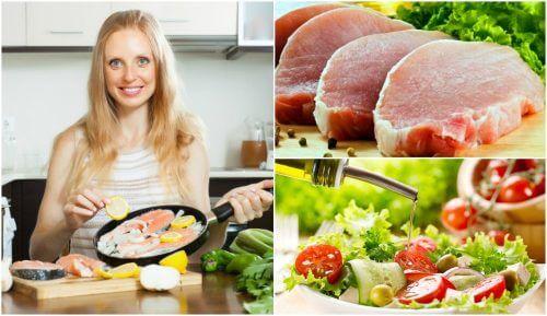 6 conseils pour cuisiner sainement et sans graisse