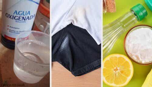 6 façons d'éliminer les traces de déodorant sur les vêtements