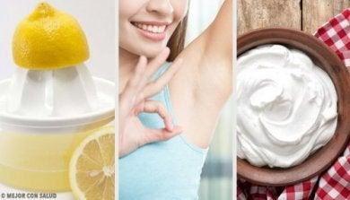 Eliminer les taches de la peau.