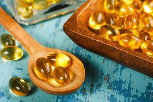 Eliminer la vitamine D