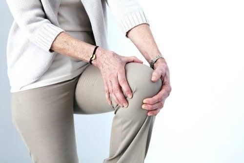 l'exercice renforce les articulations et les os
