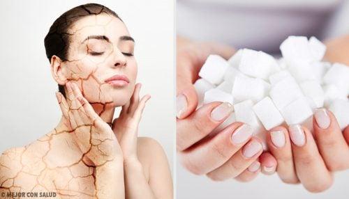 3 exfoliants corporels pour combattre la peau sèche