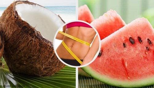 Quels fruits ont un effet brûleur de graisses ?