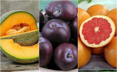 7 fruits riches en eau qui aident à hydrater notre corps