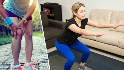 Avoir des genoux solides : 5 conseils et exercices